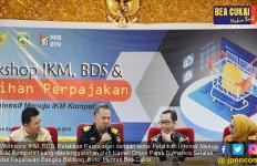 Bea Cukai Paparkan Fasilitas KITE IKM kepada Para Pengusaha Kecil di Palembang - JPNN.com