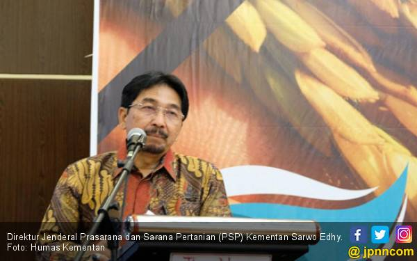 Genjot Produksi Pertanian Meranti, Kementan Beri Bantuan Alsintan - JPNN.com