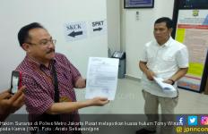 Hina Pengadilan, Kuasa Hukum Tomy Winata Dipolisikan Hakim PN Jakpus - JPNN.com