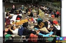Pentolan Honorer K2: Demo Tak Henti sampai Tidur Depan Istana, Hasilnya Mana? - JPNN.com