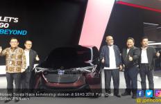 Toyota Kenalkan Konsep Hiace Berteknologi Otonom, Bisa Rapat di Dalam - JPNN.com