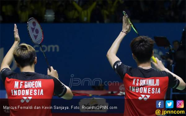 Jadwal Wakil Indonesia di Babak Pertama China Open, Minions Main Sore - JPNN.com