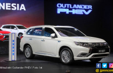 Mitsubishi Outlander PHEV Sudah Mendapat Pemesanan Puluhan Unit - JPNN.com