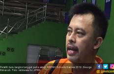 Bulu Tangkis Targetkan Dua Medali Emas ASEAN Schools Games 2019 - JPNN.com