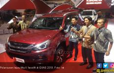 Isuzu Mu-X Facelift Terlihat Lebih Segar, Selama GIIAS 2019 Ada Diskon Harga - JPNN.com