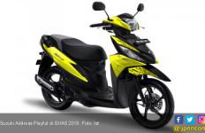 Suzuki Address Playful Punya Baju di GIIAS 2019 - JPNN.com