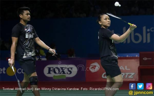 9 Wakil Indonesia Tembus Perempat Final Taiwan Open 2019 - JPNN.com