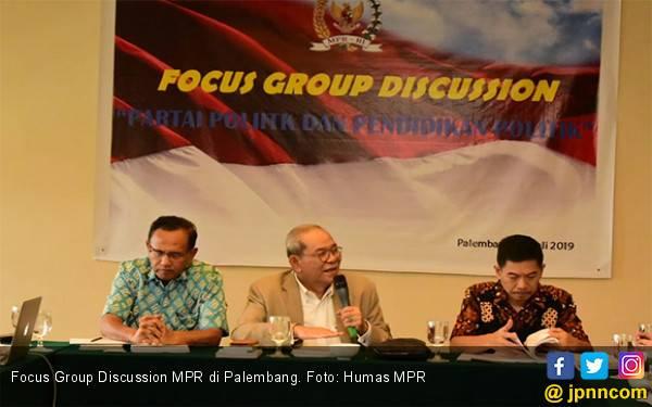 Parpol Belum Maksimal Melaksanakan Pendidikan Politik - JPNN.com