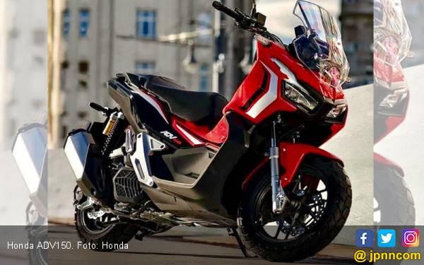 Segmen Honda ADV150 dan PCX 150 Berbeda, AHM: Jadi Tidak Ada Kanibalisasi - JPNN.com