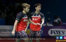 Sadisnya Minions, Pukul Tiang Listrik Cuma 29 Menit di Semifinal Blibli Indonesia Open 2019 - JPNN.com