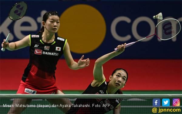 Misaki / Ayaka jadi Finalis Pertama Blibli Indonesia Open 2019 - JPNN.com