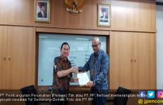 PT PP Menangkan Tender Tol Semarang - Demak - JPNN.com