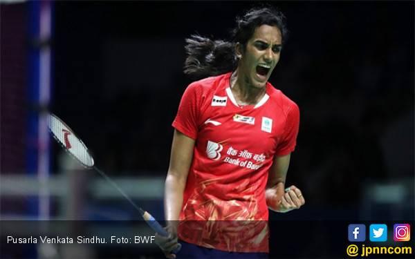 Lagi Hot, Pusarla V Sindhu Tembus Final Blibli Indonesia Open 2019 - JPNN.com