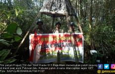 Jejak - jejak Prajurit TNI di Tapal Batas, Demi Merah Putih - JPNN.com