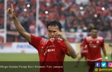 Pemain Persija Optimistis Tuntaskan Laga Tanpa Adu Penalti - JPNN.com