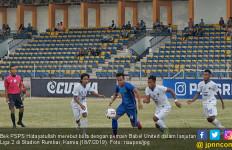 Kalah dari Babel United, PSPS Riau Makin Terpuruk - JPNN.com