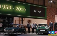 MINI 60 Years Edition Menggoda Mata Pengunjung GIIAS 2019, Harga Mulai Rp 615 Juta - JPNN.com