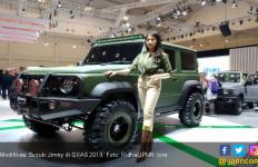 Modifikasi Suzuki Jimny di GIIAS 2019, Bikin Tak Berkedip - JPNN.com