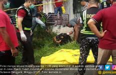 Mayat Pria di Selokan Itu Ternyata Presenter TVRI - JPNN.com