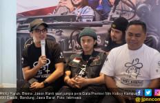 'Dilan' Jadi Alasan Ricky Harun Berakting di Koboy Kampus - JPNN.com