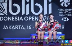 Blibli Indonesia Open 2019: Yuki Fukushima / Sayaka Hirota Ulangi Catatan 2012 - JPNN.com