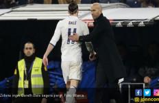 Zidane Ingin Gareth Bale Segera Pergi - JPNN.com