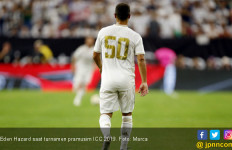 Alasan Eden Hazard Pilih Nomor Punggung 50 - JPNN.com