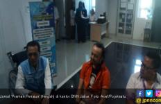 Jamal 'Preman Pensiun' Datangi BNN, Minta Direhabilitasi - JPNN.com