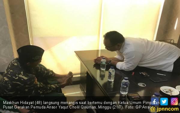 Gus Yaqut Ungkap Pesan Tersirat Nazar Jalan Kaki - JPNN.com