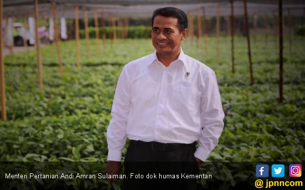 Kolam Susu dan Surga Pangan Bernama Indonesia - JPNN.com