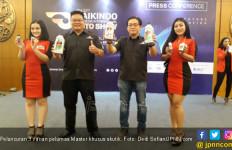Master Merilis 3 Varian Pelumas Khusus Skutik di GIIAS 2019 - JPNN.com