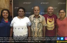 PAI Intan Jaya Ikut Pameran Anggrek Internasional di Malaysia - JPNN.com