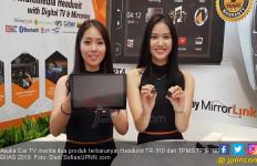 Mejeng di GIIAS 2019, Asuka Car TV Merilis 2 Produk Baru - JPNN.com