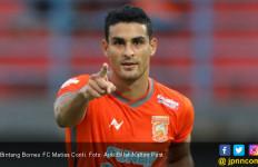 Kabar Buruk Bagi Suporter Borneo FC - JPNN.com