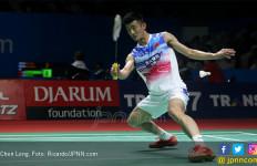 Chen Long Dipukul Tunggal Tuan Rumah di Babak Pertama Japan Open 2019 - JPNN.com