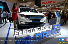 DFSK Glory E3, Paket SUV Listrik Untuk Kaum Urban - JPNN.com