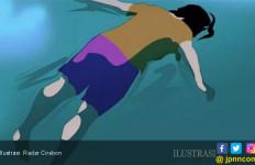 Ibu Muda Tewas di Sungai Tak Lama Setelah Rebutan Ponsel dengan Suami - JPNN.com