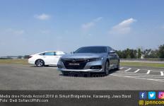 Impresi Singkat Fitur Honda Sensing di Accord 2019 - JPNN.com