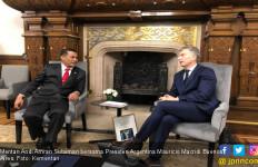 Lanjutkan Kesepakatan Ekspor, Mentan Temui Presiden Argentina - JPNN.com