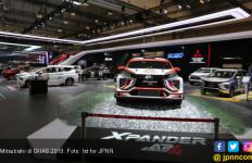 Target 4.000 Unit Selama GIIAS 2019, Berikut Promo Menarik Mitsubishi - JPNN.com