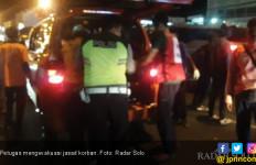 Via Aristiana Meninggal Dunia Terlindas Bus Rombongan Keluarga Jemaah Haji - JPNN.com