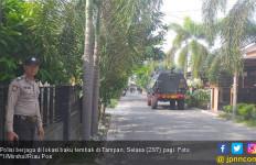 Buron yang Tewas Ditembak Polda Riau Itu Mantan Polisi, Pernah Kabur Loncat dari Lantai 8 Hotel - JPNN.com