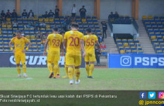 Tren Positif Sriwijaya FC Terhenti di Markas PSPS Riau - JPNN.com
