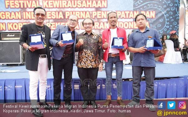 Koperasi Pekerja Migran, Cegah Risiko Jeratan Utang Rentenir - JPNN.com