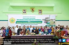 Pembenahan Tata Kelola Air untuk Meningkatkan Produktivitas Pertanian Rawa - JPNN.com