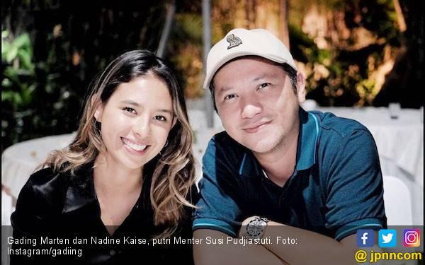 Gading Marten Pamer Foto Bareng Anak Menteri Susi, Resmi Pacaran? - JPNN.com