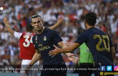 10 Vs 10, Real Madrid Taklukkan Arsenal Lewat Laga Dramatis - JPNN.com