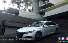 Honda Accord 2019 Tidak Dianjurkan Menggunakan BBM di Bawah RON 90 - JPNN.com