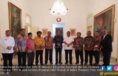 Giliran Senator Dukung Ketua BK DPD RI Masuk Kabinet - JPNN.com