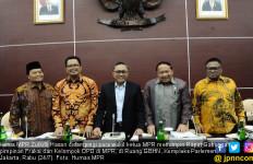 Zulhas Memaparkan Hasil Rapat Gabungan Pimpinan MPR - JPNN.com